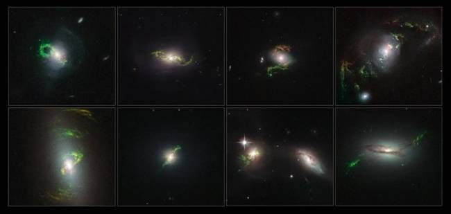 quasar ghosts