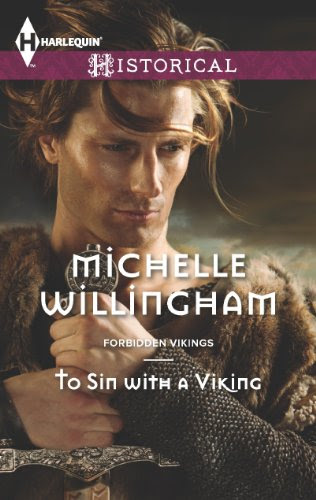 To Sin with a Viking (Forbidden Vikings) by Michelle Willingham