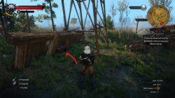 Witcher 3 campo de batalha saque 2