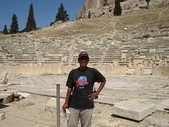 Teater Dionysos, Athens, Greece