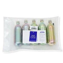 新瓶 CO2 ボンベ 74g 5本セット 関東当日便