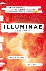Illuminae (primera parte de la saga) Amie Kaufman, Jay Kristoff