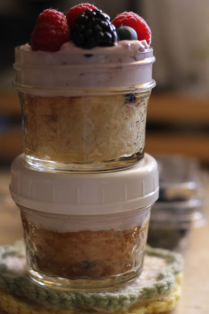 Mini Breakfast Jars