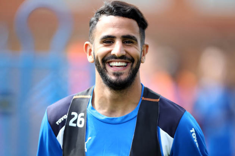 Riyad Mahrez: Star WILL join Arsenal after improved offer ...