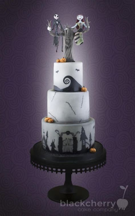 17 Best images about Tim Burton Movie Inspired Cakes on