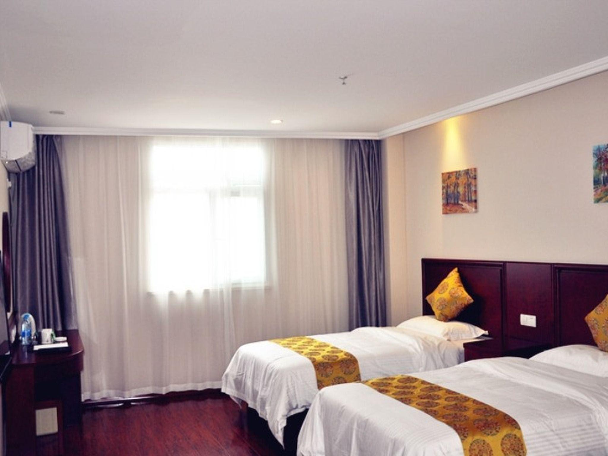 Price GreenTree Inn Xuzhou Benteng Avenue Express Hotel