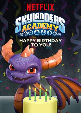 Skylanders Academy: Happy Birthday to You!