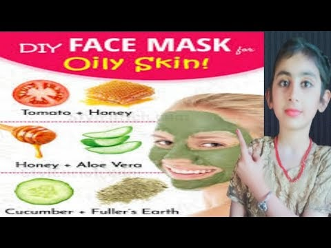 Best skin whitning face pack  for oily skin / Beauty Tips for oily skin
