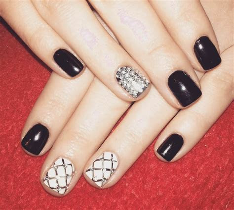 40 Best Shellac Nail Art Design Ideas   EcstasyCoffee