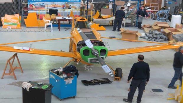 Fadea exportará dos aviones