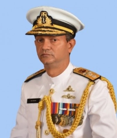 Rear Admiral Neil Rosayro appointed as new Navy Chief of Staff