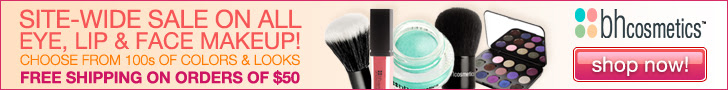 BH Cosmetics sale