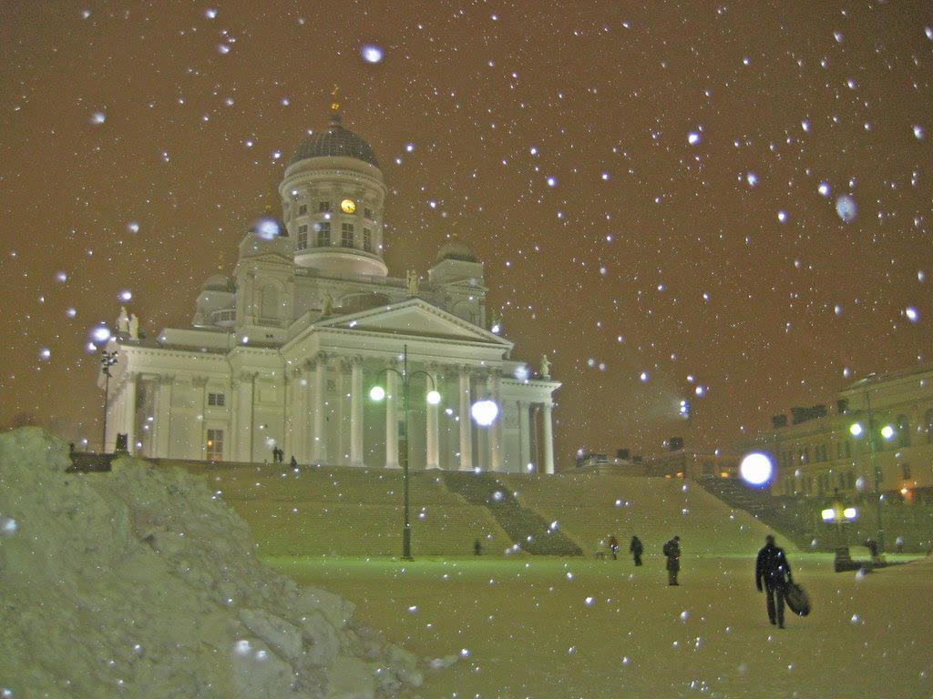 Cuando la nieve enamora