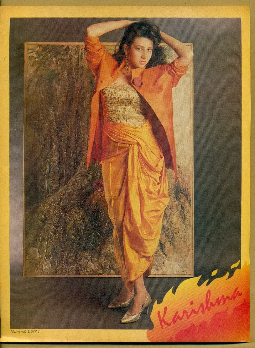 Masala Board Sexy Karishma Kapoor Unseen-9592