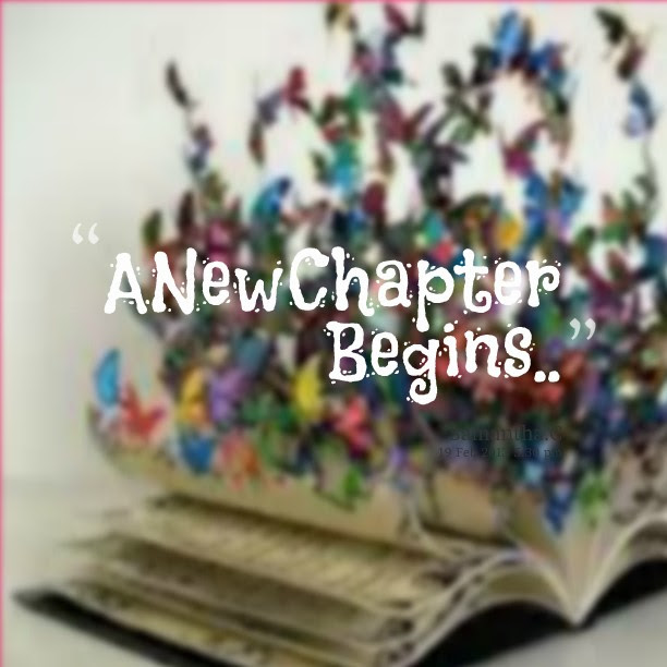 New Chapter Quotes Sayings New Chapter Picture Quotes