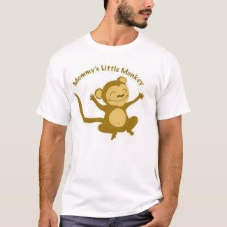 MonkeyMommy t-shirt