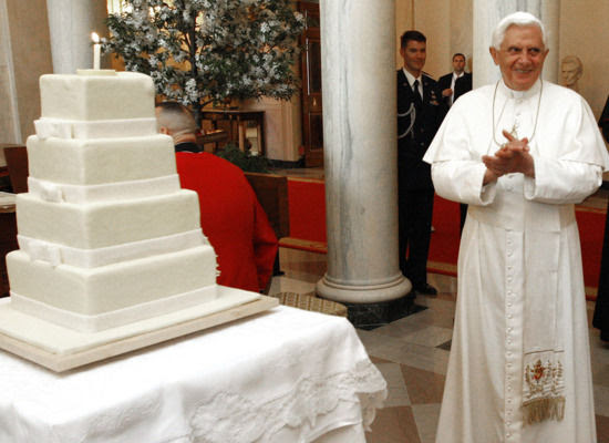 Image result for pope benedict xvi 90th birthday