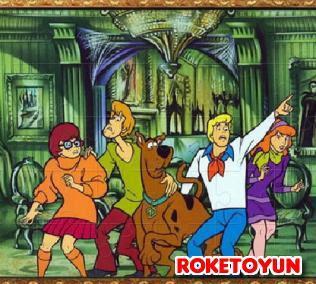 Scooby Doo Puzzle Oyunu