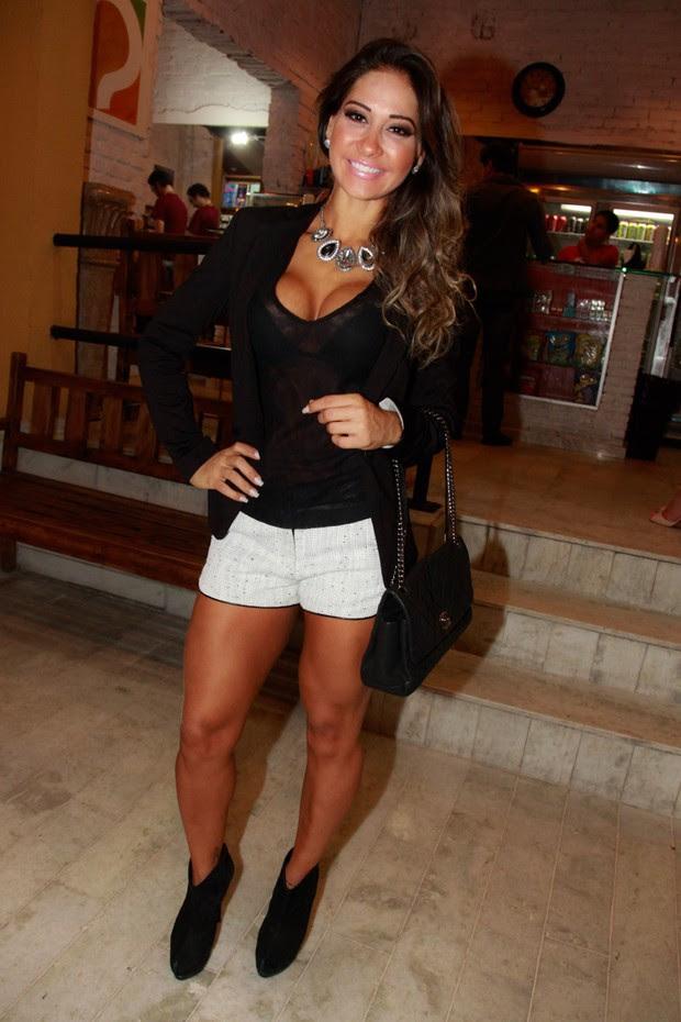Mayra Cardi (Foto: Marcos Ribas / Photo Rio News)