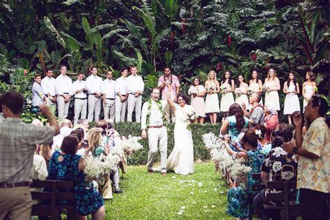 MARISSA   SEAN : WAIMEA VALLEY ? DILLINGHAM RANCH, HAWAII
