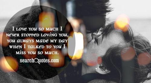 I Miss You So Much It Hurts Sometimes Quotes Quotations Sayings 2019