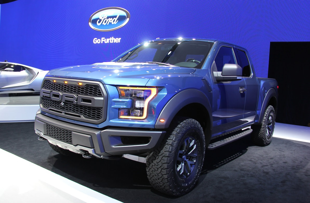 ... REPORT Could the 2017 Raptor Make 700 Horsepower? - Ford-Trucks