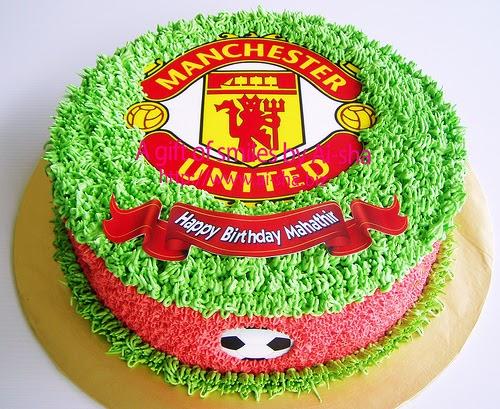 Birthday Cake Edible Image Mu Kek Harijadi Mahathir