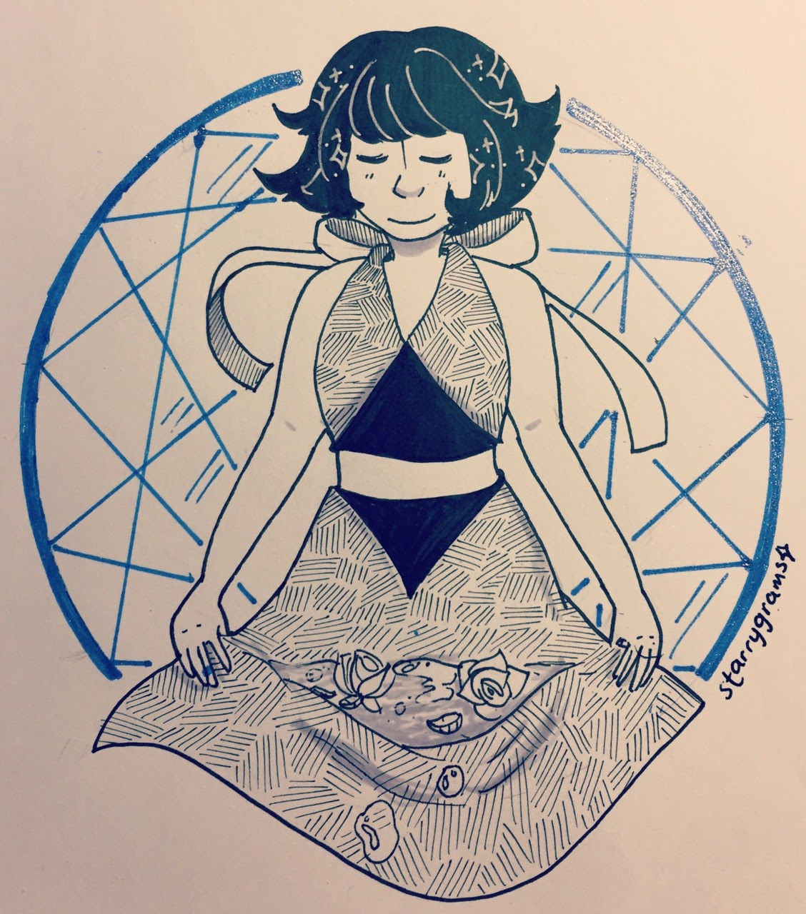 Day 12: the mirror gem