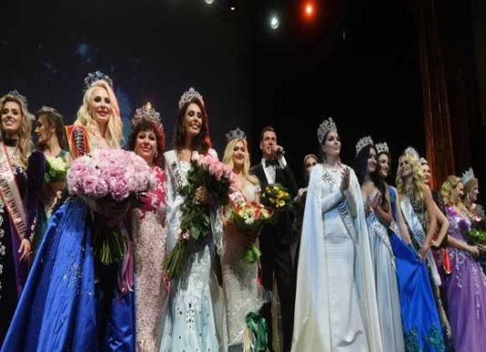 """روسية تفوز بمسابقة ملكة جمال """"سيدات الكون 2020"""""""