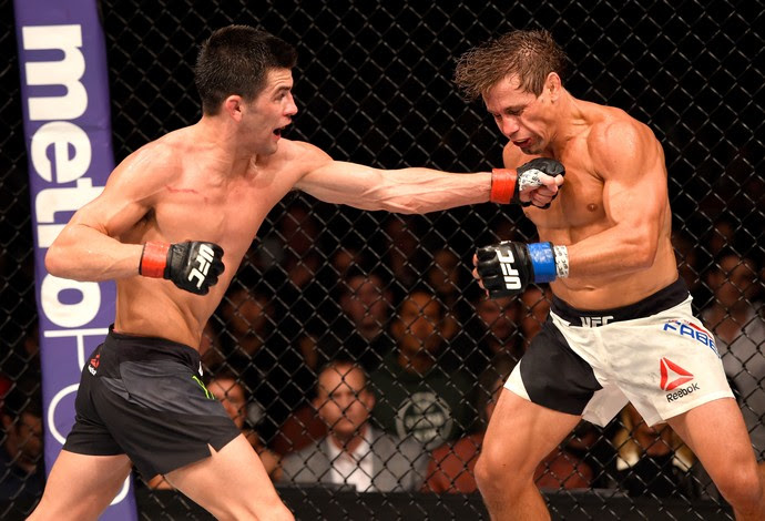 Dominick Cruz Urijah Faber UFC 199 (Foto: Getty Images)