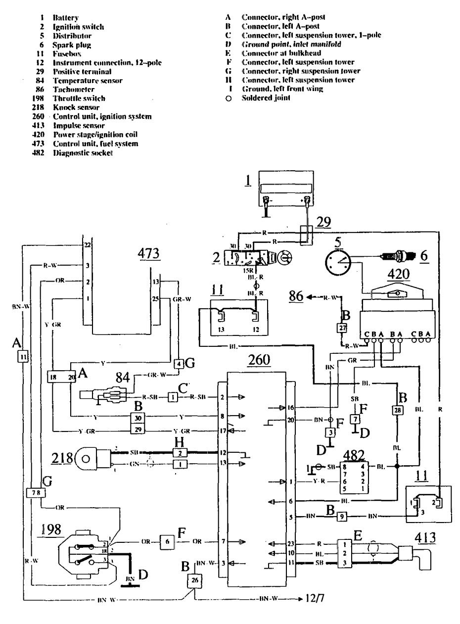 Electric Choke Wiring Diagram 1978 Corvette