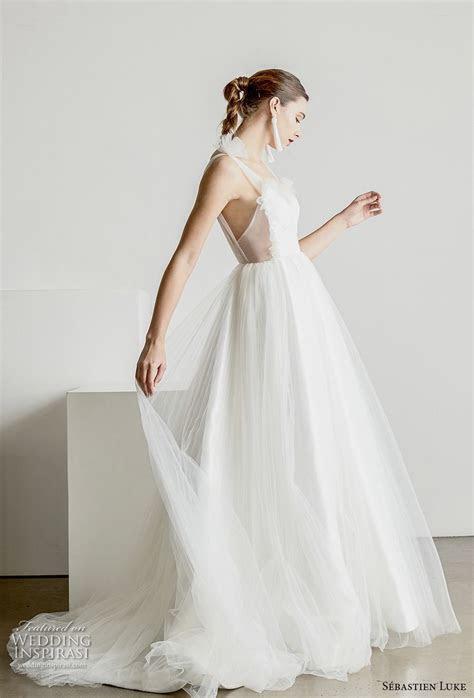 sebastien luke spring  wedding dresses wedding inspirasi