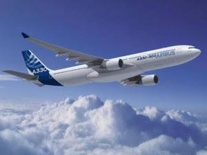 Guarda la versione ingrandita di Un Airbus A330-300 (da Airbus.com)