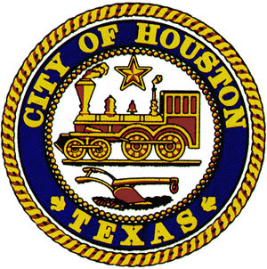 Houston city seal