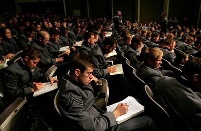 West Point Students
