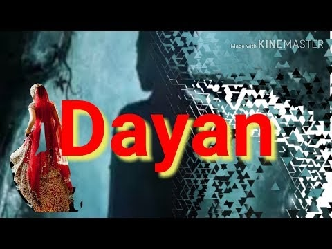 Dayan डायन hindi horror story.animated scary story.