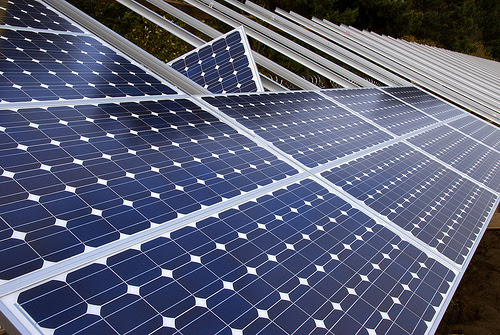 Solar panel - , the free encyclopedia