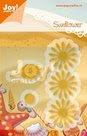 6002-0452 Noor! snijmal zonnebloem