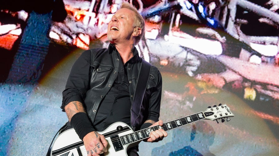 Inside Metallica's WorldWired Tour Set List