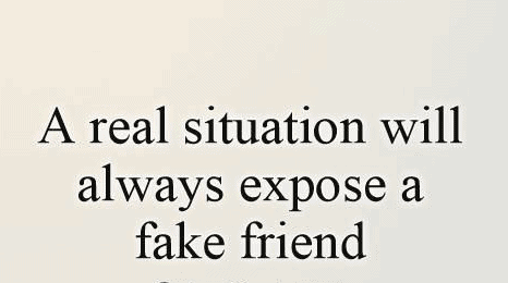 Top 50 Quotes On Fake Friends And Fake People