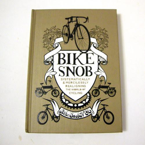 Book_BikeSnob1, Book Cover Design