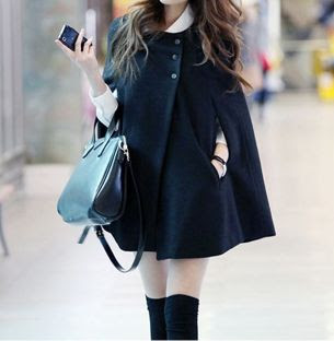 Women's #Cape Coat
