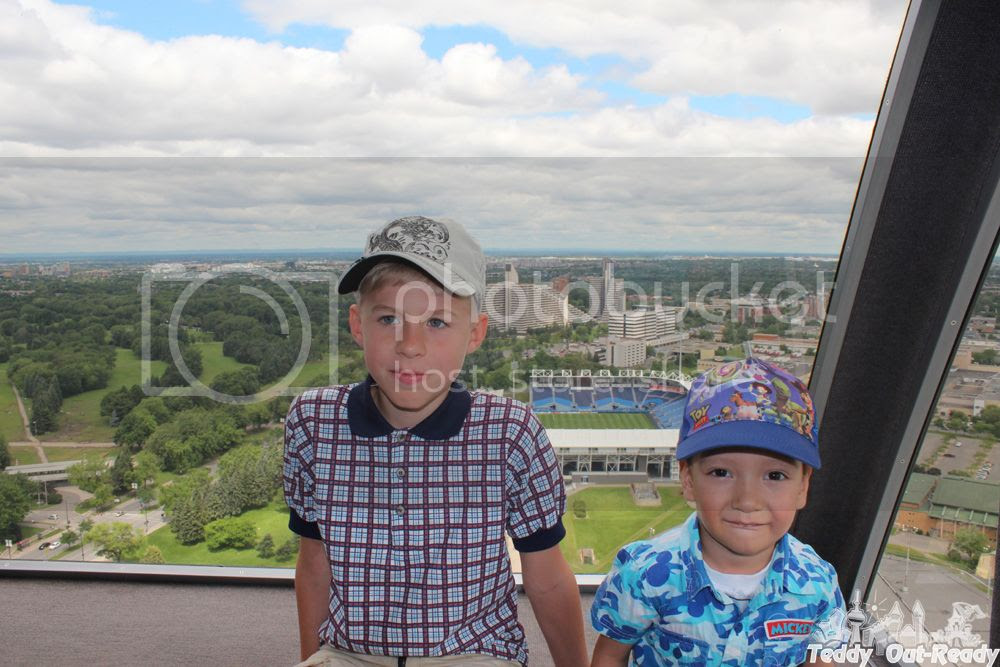Kids Montreal Tower Top