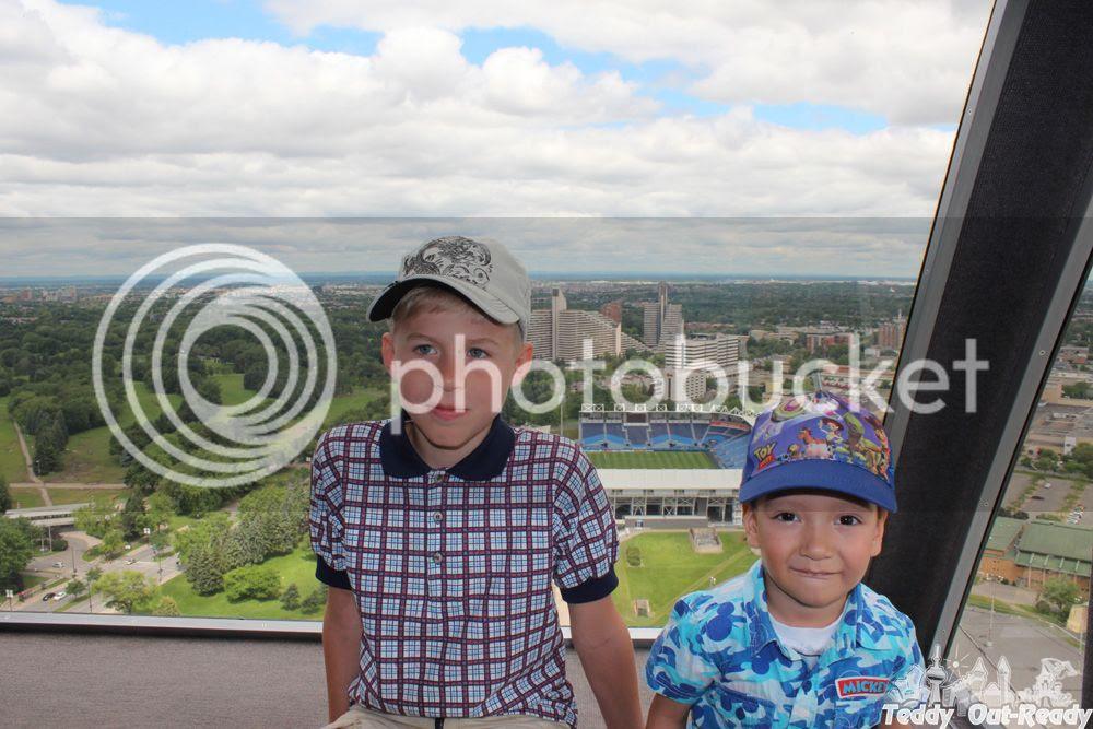 Kids Montreal Tower Top