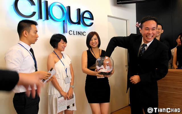 Clique Clinic Launch PJ SS2 New Beauty and Lifestyle center
