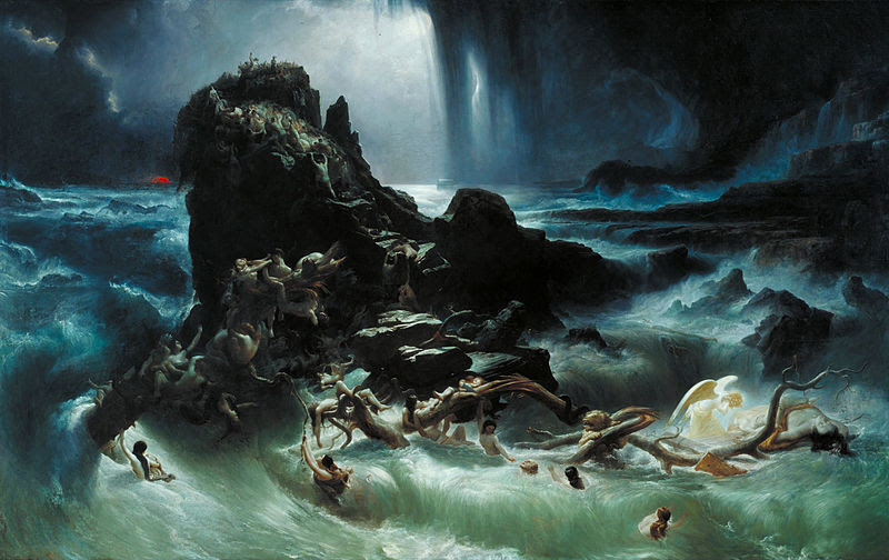 File:Francis Danby - The Deluge - Google Art Project.jpg