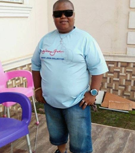 The death of Nollywood actor Okwy,Chukwujekwu announced: ''A SMALL CLIP OF MY FRIEND LYING DEAD''
