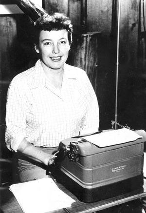 Bildergebnis für Betty MacDonald letter