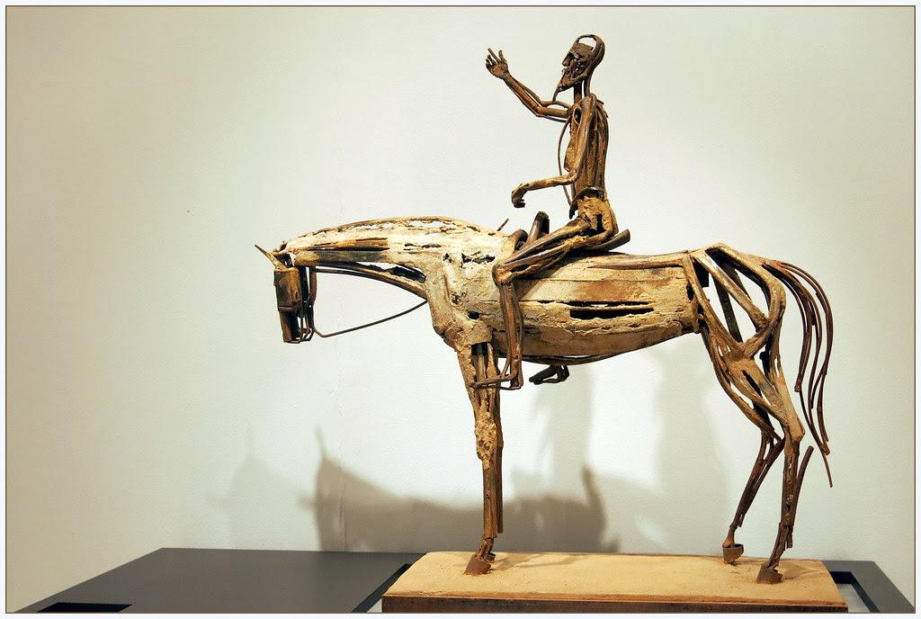 piezas únicas de artesanía contemporánea de la cm-034