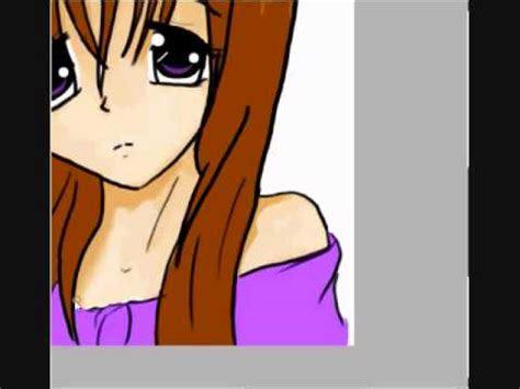 drawing anime   computer youtube